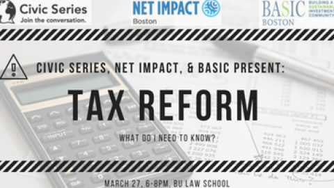 Tax Reform: Recommended Readings