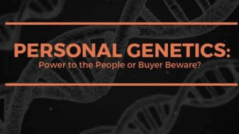 Recommended Readings: Personal Genetics