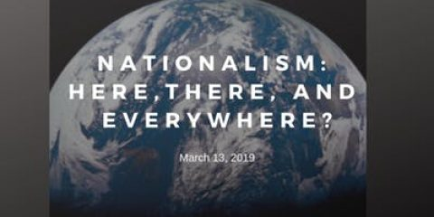 Recommended Readings: Nationalism